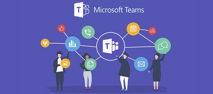 کاربران فعال Microsoft Team از مرز 75 میلیون کاربر گذشت