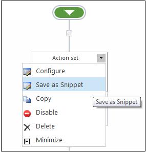 Nintex Workflow Snippet